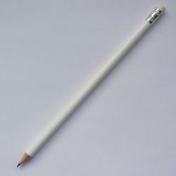 Круглый карандаш Премиум с ластиком