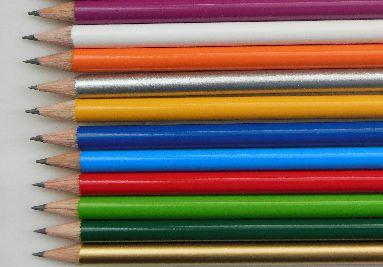 Круглые карандаши под нанесение логотипа